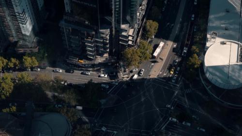 City-Trafic-Melbourne-CBD-Australia-Filmmaking-PONY film